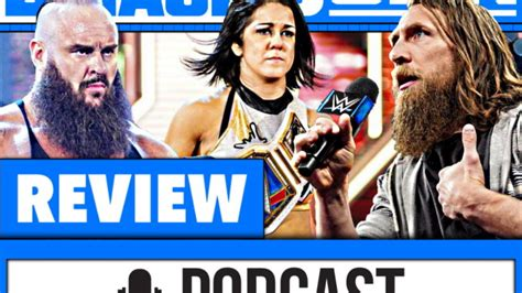 WWE SmackDown Review – BLAUES GOLD! – 15
