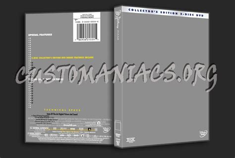Disney Template dvd label - DVD Covers & Labels by