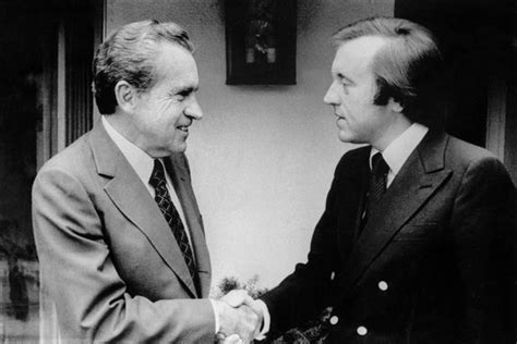 David Frost, Interviewer Who Got Nixon to Apologize for