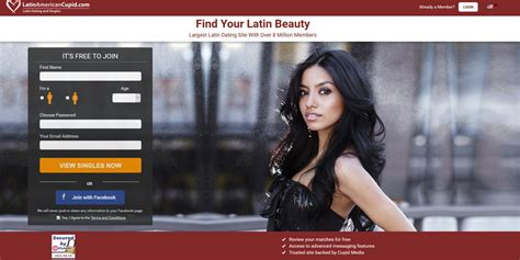 LatinAmericanCupid - Looking For A Latin Wife? Site Review