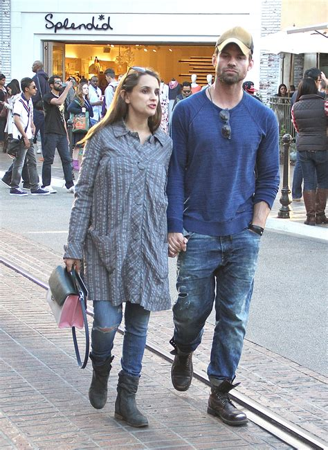 RACHAEL LEIGH COOK and Daniel Gillies Out and About in Los