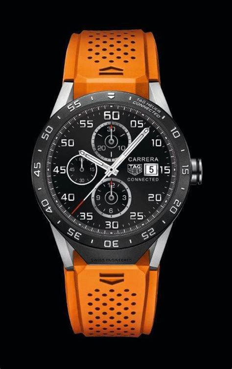 TAG Heuer Launches TAG Heuer Connected Smartwatch with