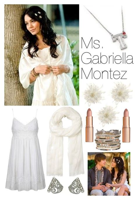 Gabriella Montez | Disney themed outfits, Gabriella high