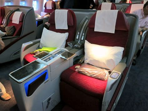 Top 10 Airline Business Class Sitze 2013