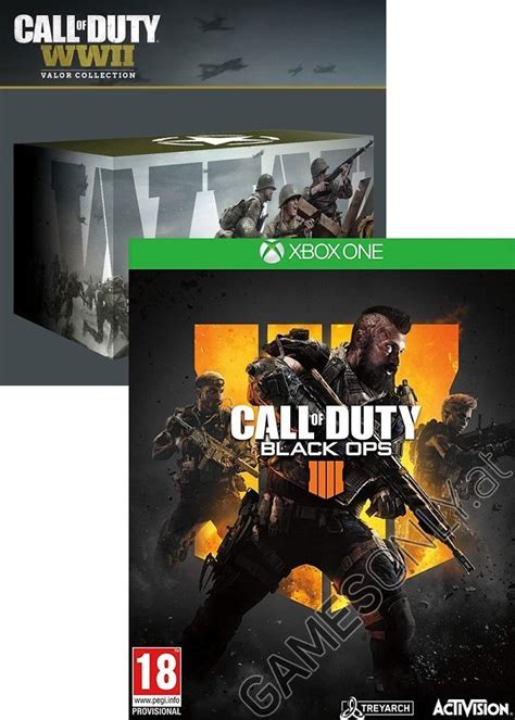 Xbox One - Call of Duty: Black Ops 4 + Valor Collection