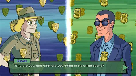 Occult Crime Police [Free] [Mystery, Comedy, Supernatural