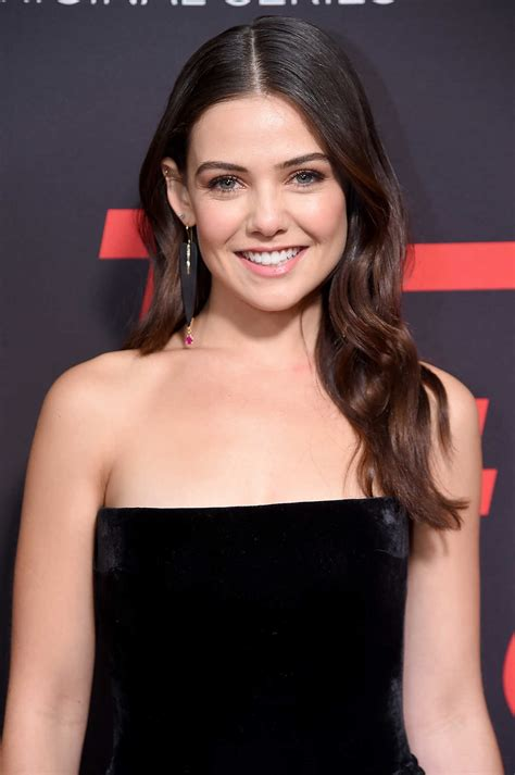 Danielle Campbell at the Tell Me A Story Premiere in New