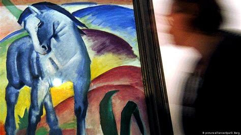 Franz Marc: The artist who saw nature through a wilder