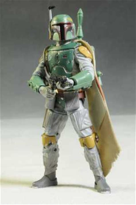 Review and photos of Boba Fett & Slave Leia Star Wars
