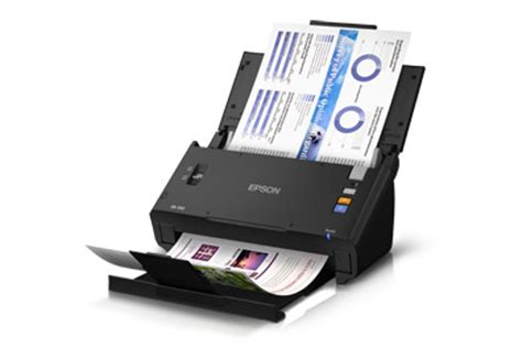 Epson DS-510: Scanner One