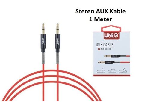 Stereo AUX Kable 3
