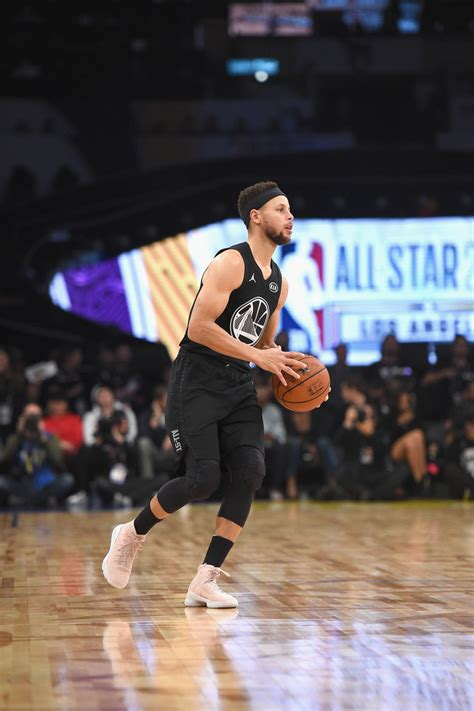 Stephen Curry - Stephen Curry Photos - NBA All-Star Game