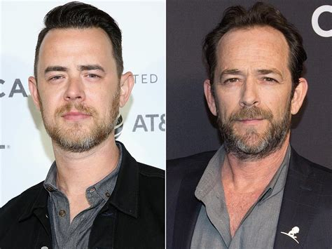 Colin Hanks Shares Sweet Story About the Late Luke Perry