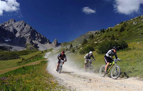 Mountain Biking in the French Alps • ACTIVE AZUR