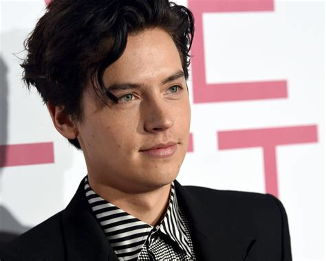This Is What Cole Sprouse Recommends 'Every Single Young