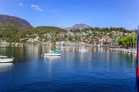 A Weekend In Lake Maggiore, Switzerland - Hand Luggage