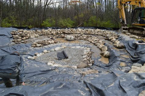 Natural swimming ponds | Vermont Landscaping Design