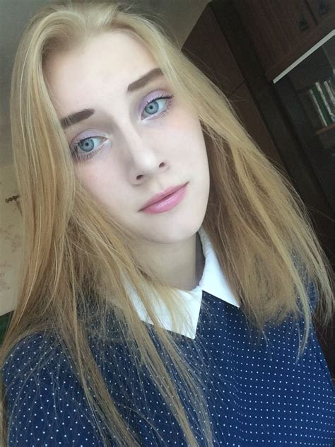 Classify Russian girl from Siberia (Novosibirsk City)