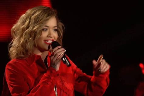 Rita Ora surprised The Voice Germany judges but they didn