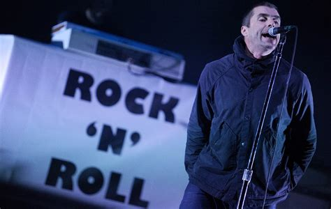 Watch Liam Gallagher bring 'Come Back To Me' to Jimmy