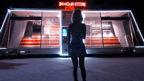 In China, a Store of the Future—No Checkout, No Staff