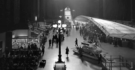 Longing for the Old Penn Station? In the End, It Wasn't So