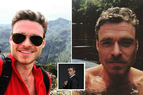 Bodyguard fans swoon over hunky Scot Richard Madden after