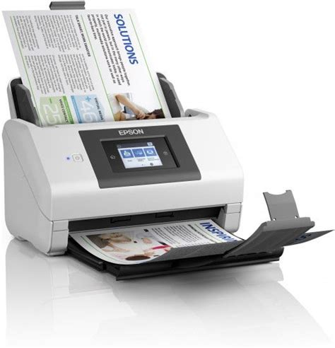 Epson WorkForce DS-780N Network Scanner   Free Delivery
