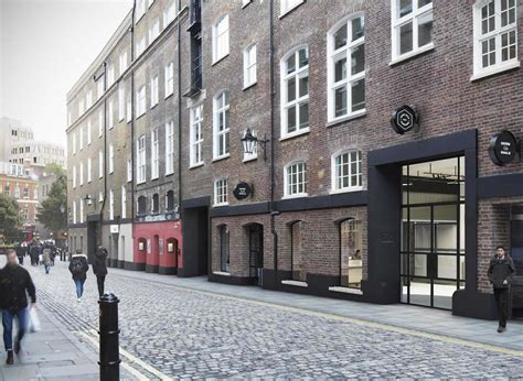 Seven Dials Warehouse, Covent Garden - Scott Osborn