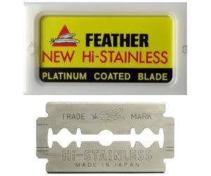 Feather FH-10 New Hi-Stainless (30) ab 9,95