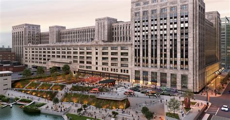 A detailed look at the redevelopment of the Old Chicago