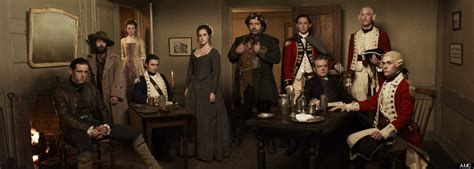 'Turn' Group Photo Shows Revolutionary Drama Ahead For AMC