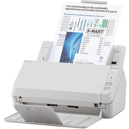 Fujitsu SP-1120 Document Scanner   Free Delivery   https