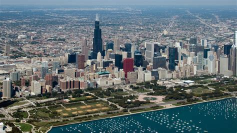 Then and Now: Grant Park   WTTW Chicago