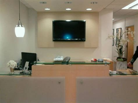 """42"""" Vizio Flat Panel LCD TV Installation in Office at"""