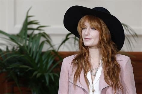 7 Times Florence + The Machine's Florence Welch Embodied