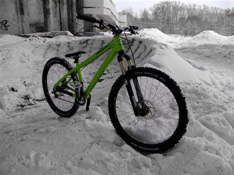 Cannondale Chase: winter pumptrack machine - 0xDEADBEEF's