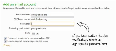 How to Import Gmail Messages into Outlook