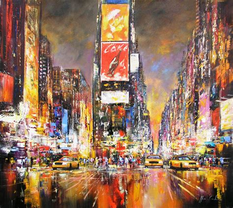 » Christian Henze | New York by Night / Times Square