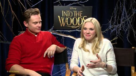 INTO THE WOODS - Interview with MacKenzie Mauzy and Billy