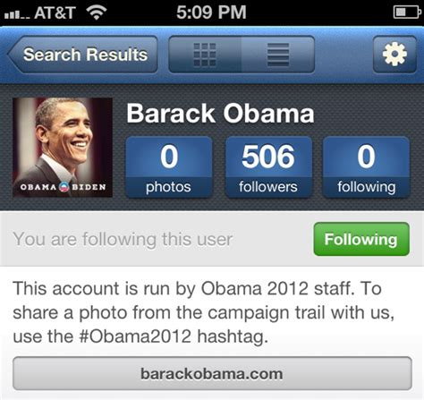 How Many Followers Does Obama Have On Instagram - How To