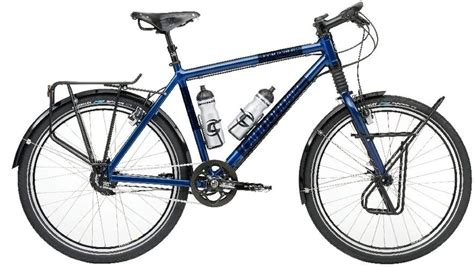 Cannondale Touring Rohloff Ultra 2007 review - The Bike List