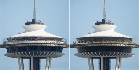 Seattle's Space Needle renovated to feature world's first