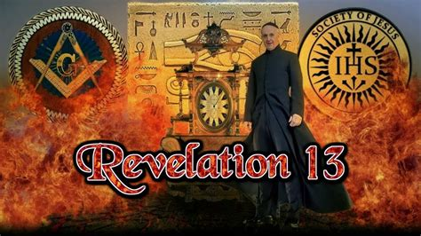 Pope Francis Is Setting Up The Revelation 13 One World