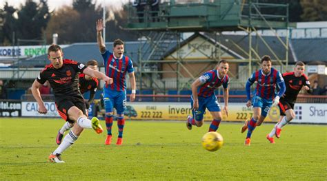 In pictures: The best images from Scottish Premiership