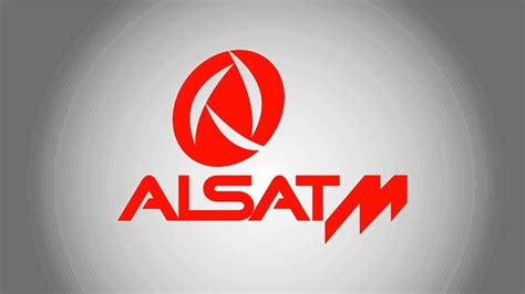 Alsat-M logo reveal with trapcode Form - YouTube