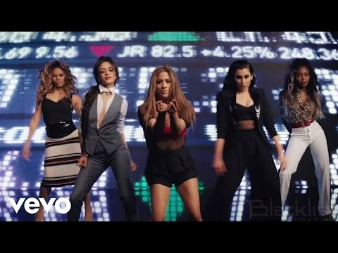 Touch Down - Fifth Harmony and Little Mix Mashup! - YouTube