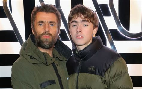 Liam Gallagher's son Gene will feature on his dad's new album