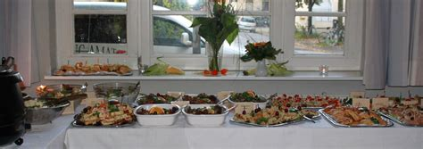 Catering Partyservice Hamburg West Buffets | Catering