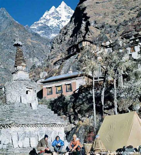 artphototravel » Rolwaling Valley Nepal